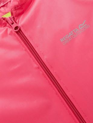 Regatta Girls Stormbreak Jacket - Pink