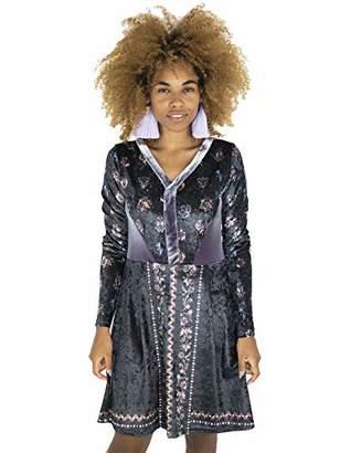Smash Wear Smash! Women's Supiori Party Dress, (Black 40), Large