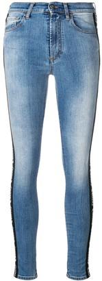 Marcelo Burlon County of Milan Vintage-Wash Skinny Jeans