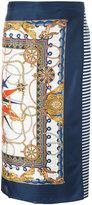 P.A.R.O.S.H. Sestri skirt - women - Silk - XS