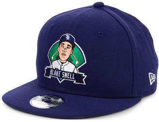 New Era Big Boys Blake Snell Tampa Bay Rays Lil Player 9FIFTY Snapback Cap