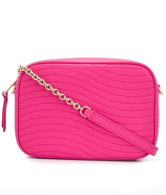Furla Swing quilted crossbody bag