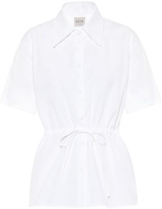 Tod's Cotton poplin shirt