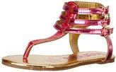 KensieGirl KG31134 Girls Ankle Strap Sandal (Little Kid/Big Kid)
