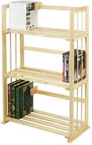 Furinno Three-Tier Pine Bookshelf