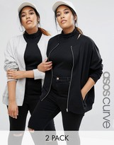 Asos Ultimate Bomber Jacket 2 pack