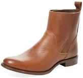 Vintage Shoe Company Jesper Leather Ankle Boot