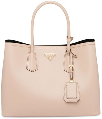 Prada Top Handles Tote Bag