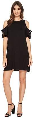 Kensie Drapey French Terry Dress KS1K7541
