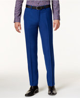 Bar III Men's Slim-Fit Cobalt Pants, Only at Macy's