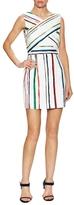 Milly St. Tropez Allison Cotton Sheath Dress