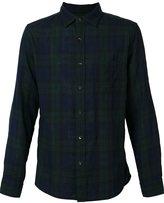 Alex Mill plaid button down shirt