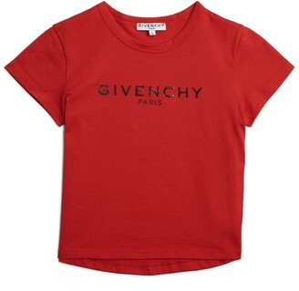 Givenchy Kids Distorted Logo T-Shirt (4-14 Years)