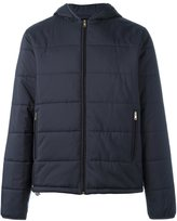 Paul Smith padded hooded jacket