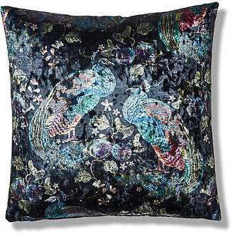 One Kings Lane Khloe 19x19 Pillow - Black