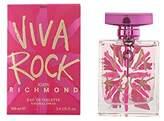 John Richmond Viva Rock Eau de Toilette Spray for Women, 3.4 Ounce