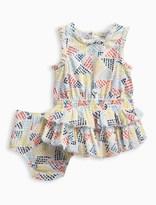 Splendid Baby Girl Allover Print Dress