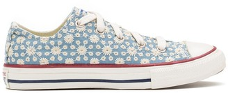 Converse Chuck Taylor All Star Canvas Little Miss Chuck Ox Trainers