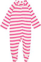 Aden Anais ADEN + ANAIS Striped muslin baby-grow 6-9 months