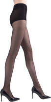 Natori Shimmer Sheer Control-Top Tights