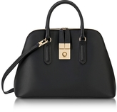 Furla Onyx Milano Medium Leather Handle Bag