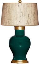 Barclay Butera For Bradburn Home Cleo Table Lamp - Emerald/Gold