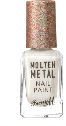 Barry M Molten Metals Nail Paint 10Ml Ice Queen