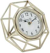 Octagon Table Clock