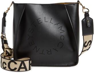 Stella McCartney Eco Mini Faux Leather Crossbody Bag
