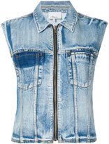 3.1 Phillip Lim Denim vest