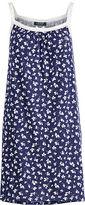 Ralph Lauren Floral Print Cotton Nightgown