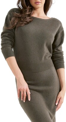 GUESS Tanya Boatneck Sweater