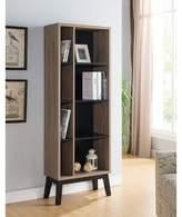 Bronx Ivy Osseo Creative Standard Bookcase Ivy