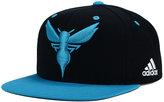 adidas Charlotte Hornets Pride Jersey Hook Snapback Cap
