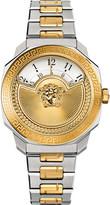 Versace VQDU040015 dylos two tone watch