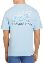 Vineyard Vines Bermuda Whale Pocket Tee