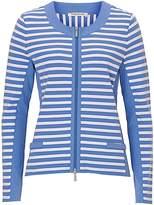 Betty Barclay Sporty striped cardigan