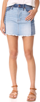 Madewell McCaren Jean Miniskirt