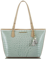 Brahmin Tri-Texture Collection Medium Asher Tasseled Tote