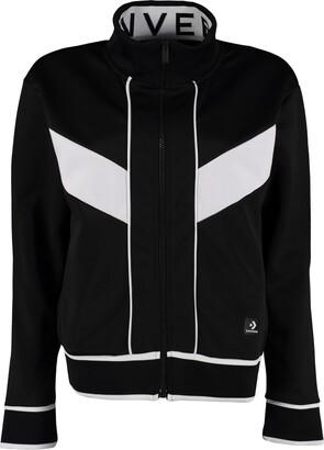 Converse Cotton-blend Zip Sweatshirt