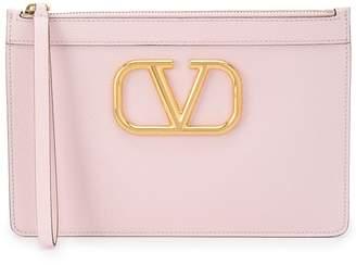 Valentino VLOGO clutch bag