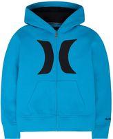 Hurley Boys 4-7 Fleece-Lined Logo Hoodie