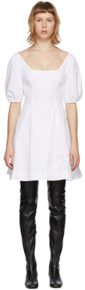 STAUD White Laelia Dress