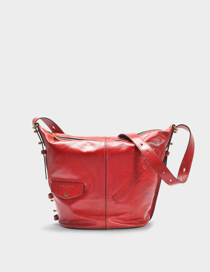 Marc Jacobs The Sling Bag in Red Cow Leather