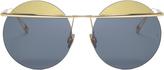 Sunday Somewhere Minggu Split Lenses Sunglasses