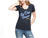 '47 Women's San Diego Chargers Club Script T-Shirt