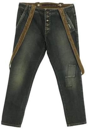 2 Men 2 MEN Denim trousers