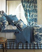 Scenes de Peche Bed Linens Charleston King Quilt