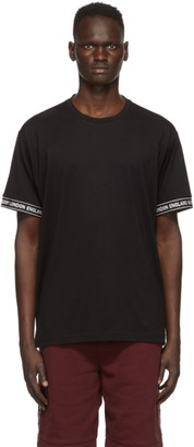 Burberry Black Teslow T-Shirt