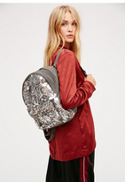 Womens OLYMPIA SEQUIN BACKPACK
